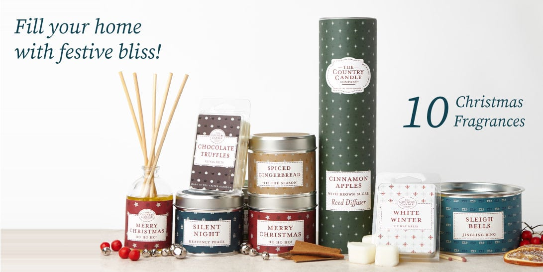 The Country Candle Noel Collection